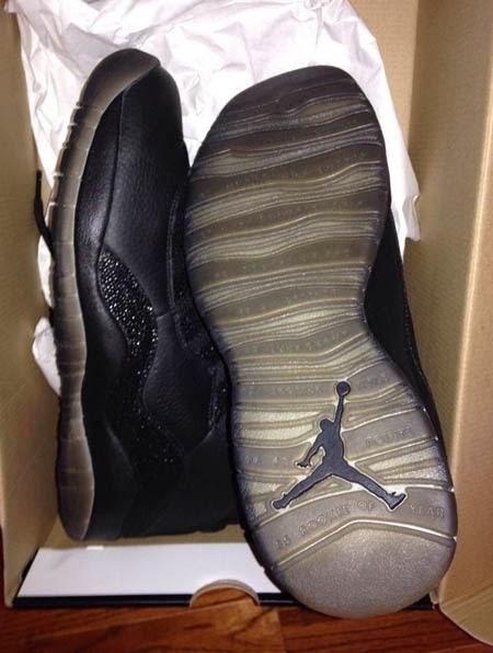 Drake Unreleased OVO Air Jordan X