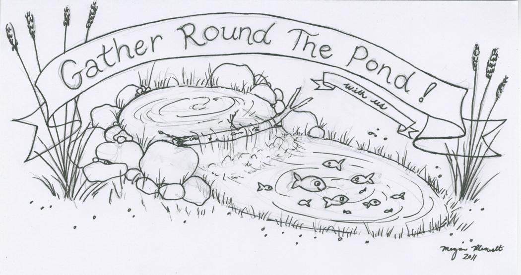 Pixiegirlstudios Gather Round 39 The Pond
