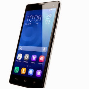 Buy Huawei Honor 3C Mobile + Flipcover at Rs. 10666 at ebay