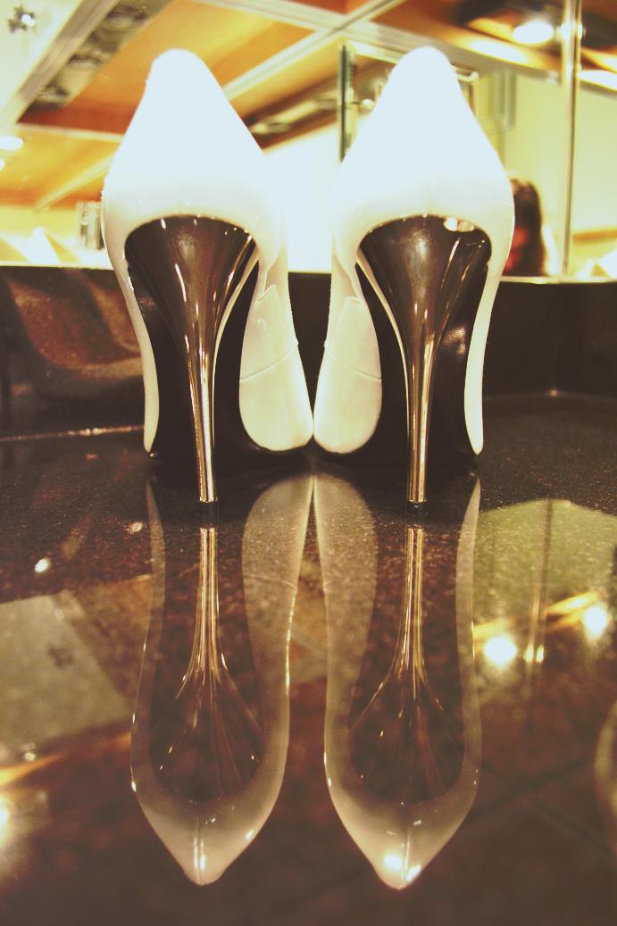 Lindos zapatos de novias