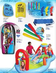 Catalogo juguettos oferta verano 2012 for Carrefour piscina hinchable