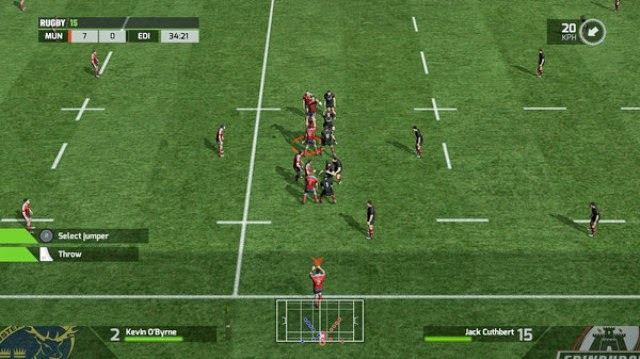 Rugby 15 Free Download PC Game