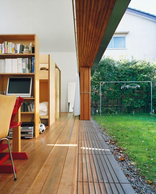 Minimalismus in Tokyo: Leben und Wohnen im Ein-Raum-Haus!