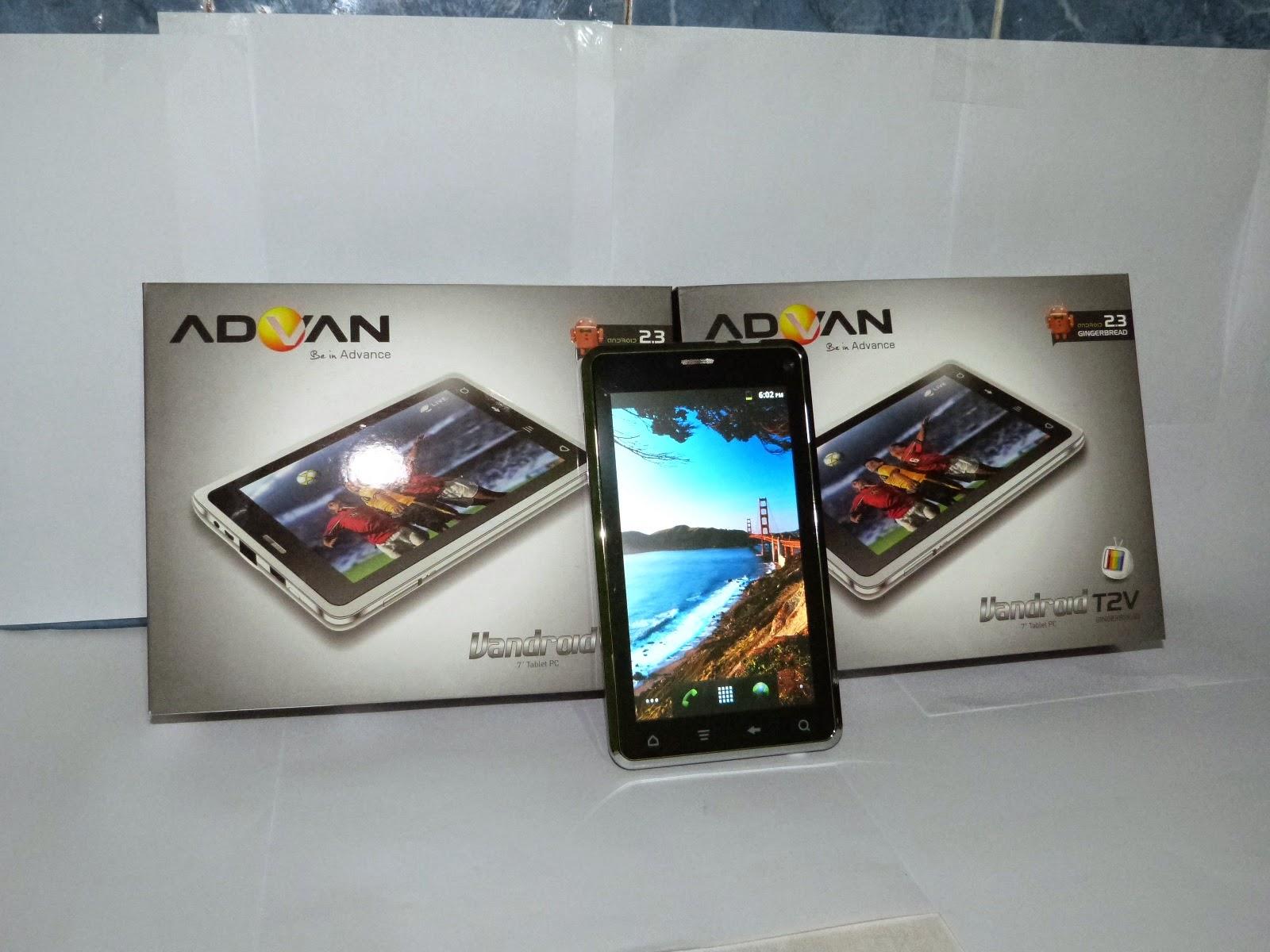 Gambar Tablet Advan T2V