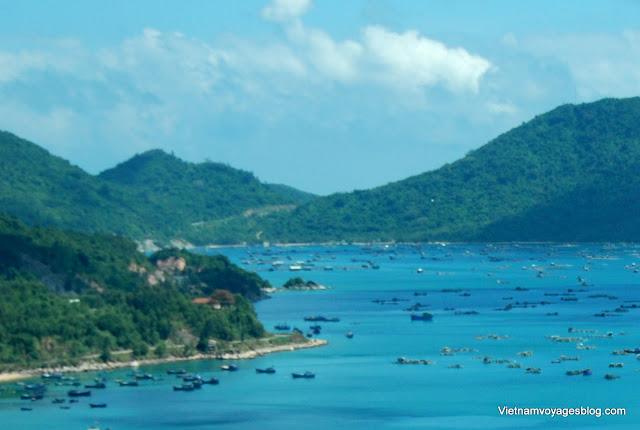 La baie de Vung Ro, Phu Yen