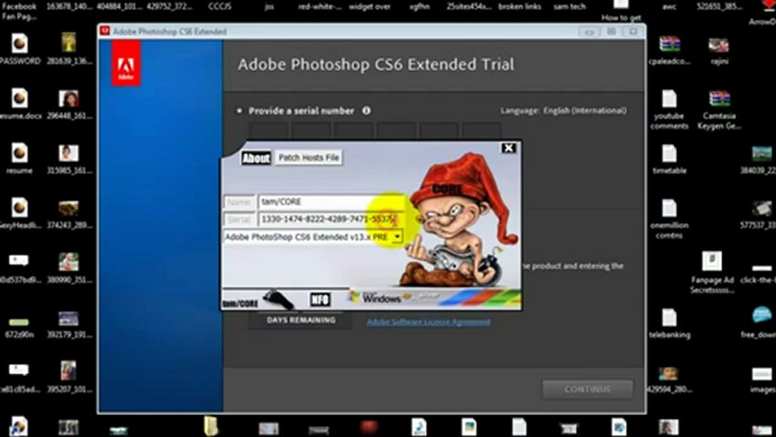 New keygen for adobe photoshop cs3