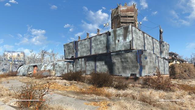 Fallout 4 settlement sanctury hills