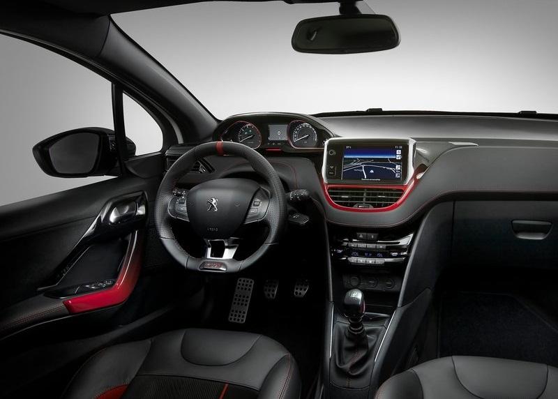 Sport Car Garage: Peugeot 208 GTi (2014)