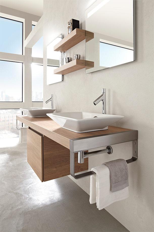Marzua nueva gama de encimeras mobiliario espejos y for Muebles de bano kohler