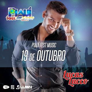 LUCAS LUCCO NO PIAUI FEST MUSIC 19-10-13