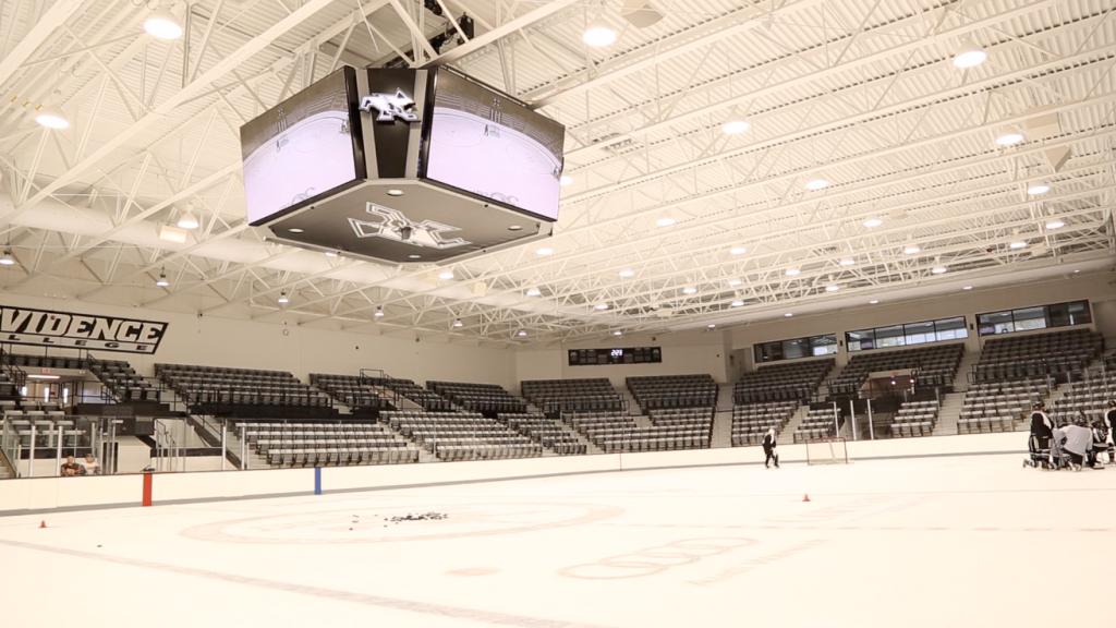 Best Scoreboards In College Hockey Hfboards