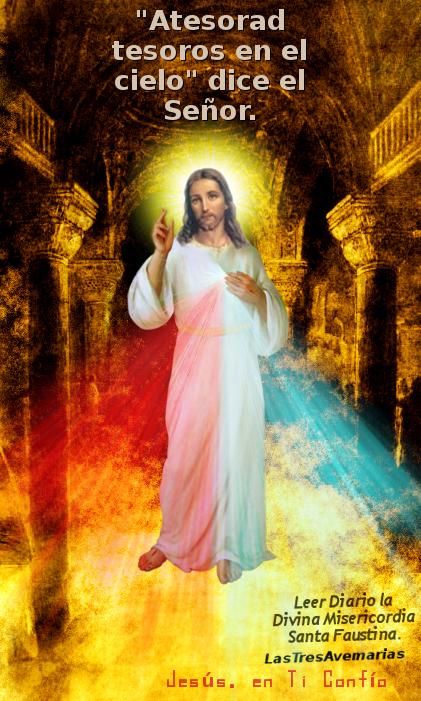 riquezas jesus divina misericordia