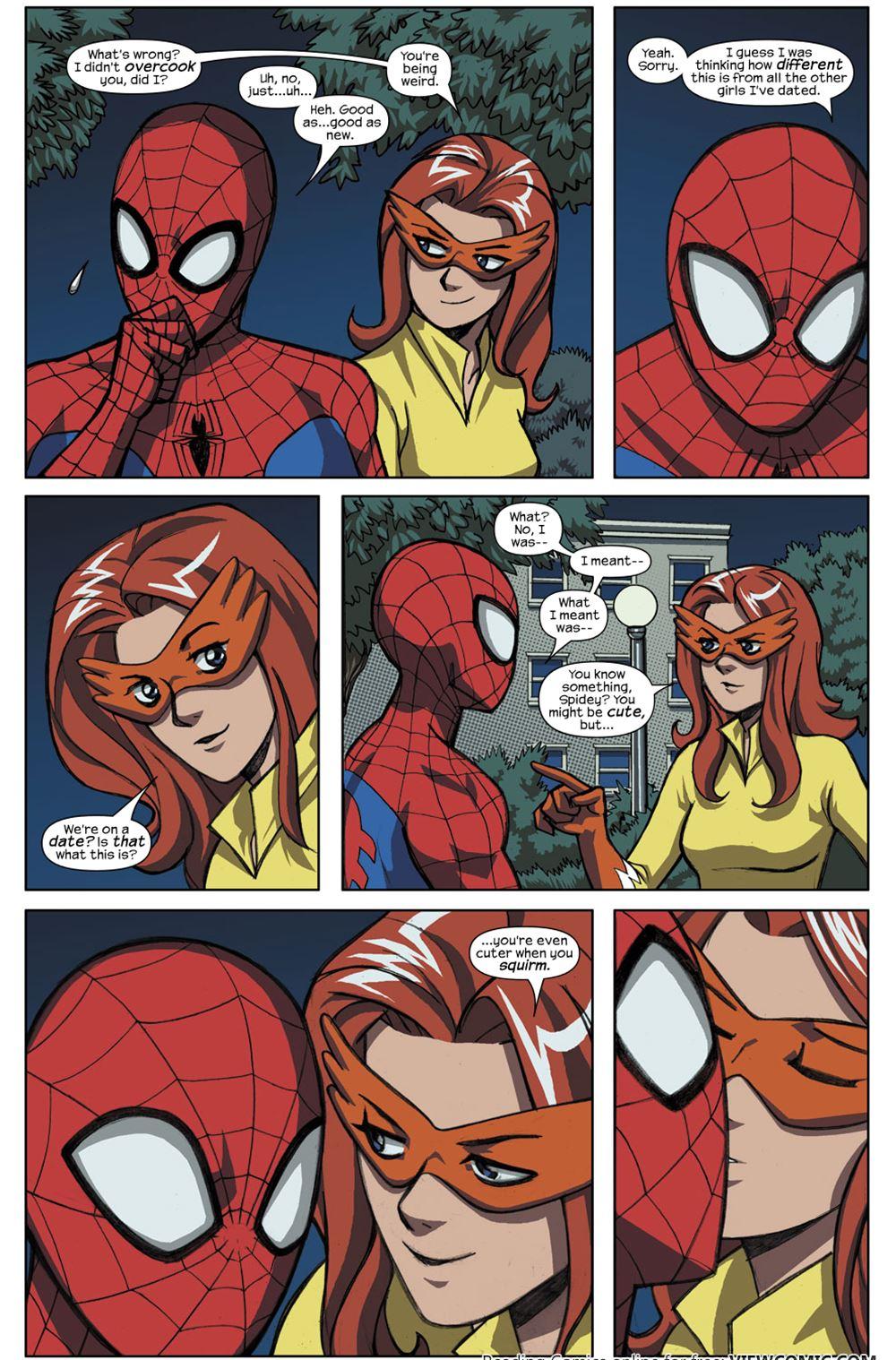 Spider-Man Loves Mary ... Spider Man 6