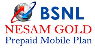 BSNL Nesam Gold Tamilnadu Mobile Prepaid Plan