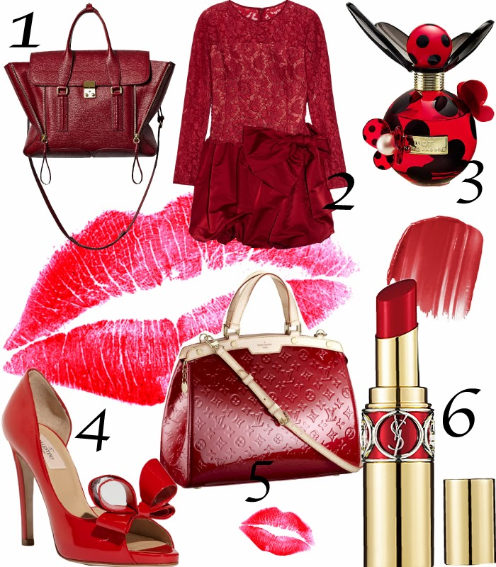 Red, New-Year, Virtual-Closet, Wish-list, Phillip-Lim, Louis-Vouitton, Marc-Jacobs, Valentino