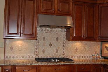 #4 Kitchen Backsplash Design Ideas