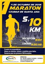 Maraton Ciudad de Santa Ana (Entre Rios)
