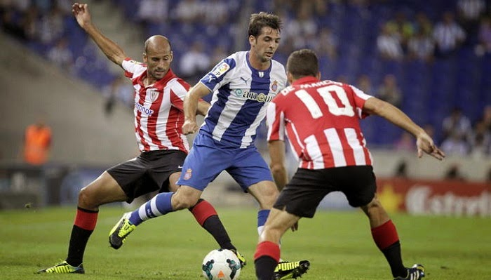 Espanyol vs Athletic Club en vivo