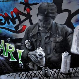 Gambar Gambar Graffiti Jalanan