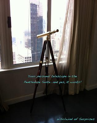 Personal telescope