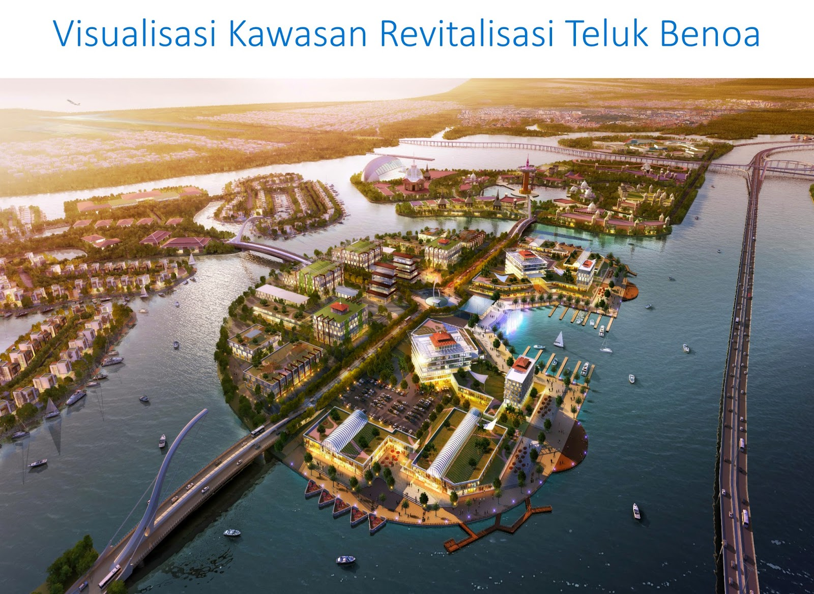 Bali Revitalisasi: Manfaat Reklamasi bagi Bali