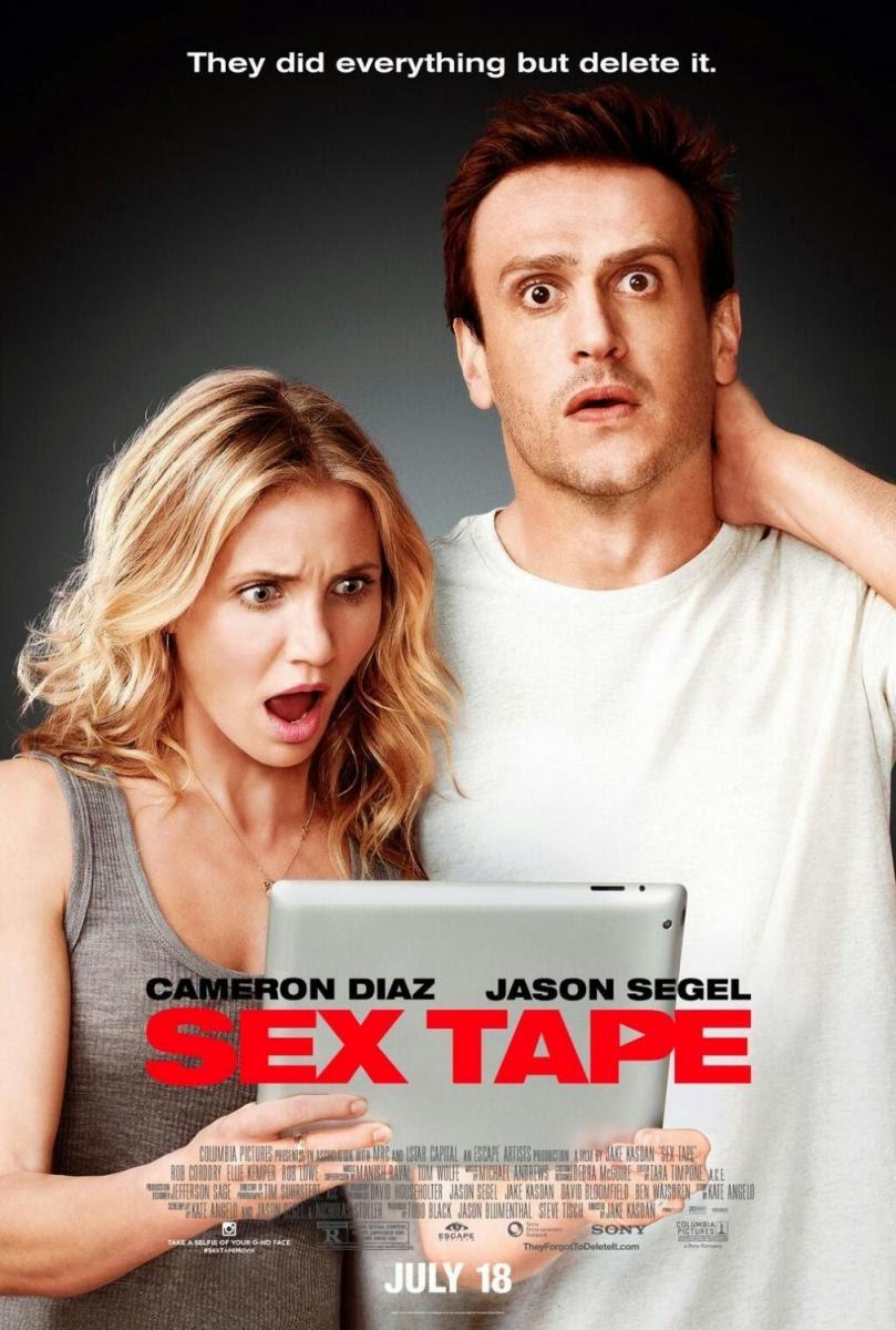 Sex Tape. Algo pasa en la nube – DVDRIP LATINO