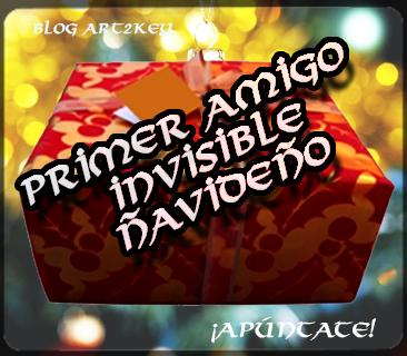 Amigo Invisible Blogger