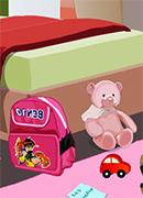 Уборка в спальне Насти - Онлайн игра для девочек