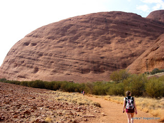 Kata Tjuta  - Valley of the Winds walk