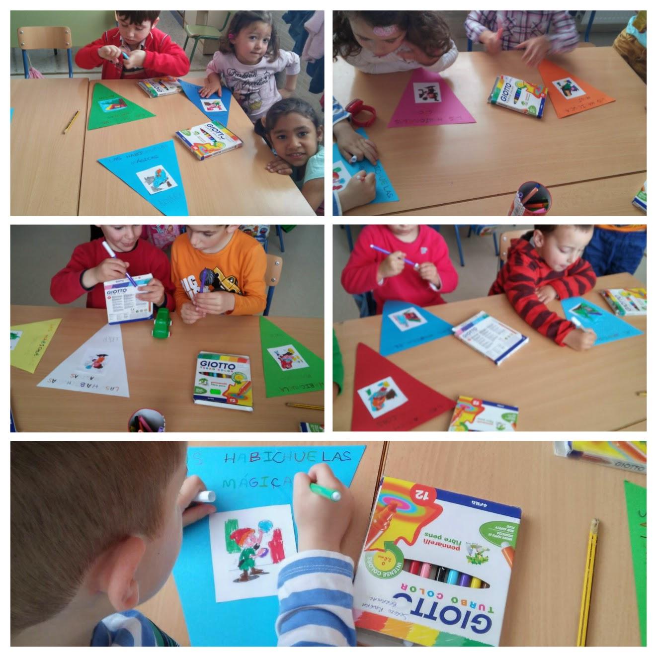Kids tic dia del libro - Libros de decoracion ...