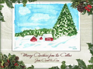 most beautiful Christmas cards