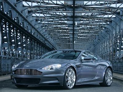 Aston Martin DBS Image Gallery