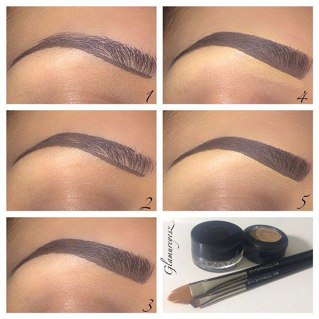 Blushing Basics How To Wax Your Eyebrows Beauty Wallpaper