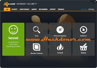 Avast Internet Security 8.0.1488