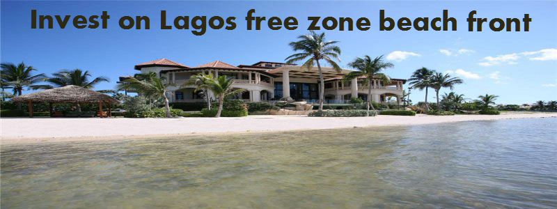 Lagos Beach Front