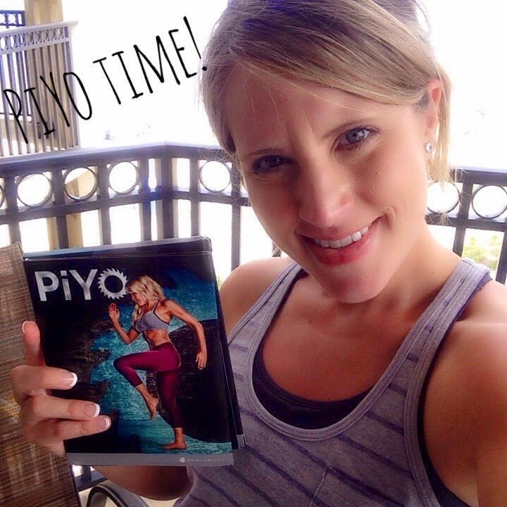 Healthy Vacation Tips, PIYO