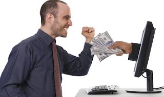 Pahit Manisnya Mencari Uang Dari Internet