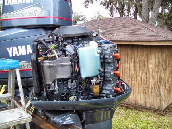 Clean The Injectors 1997 Yamaha S250 Ox66