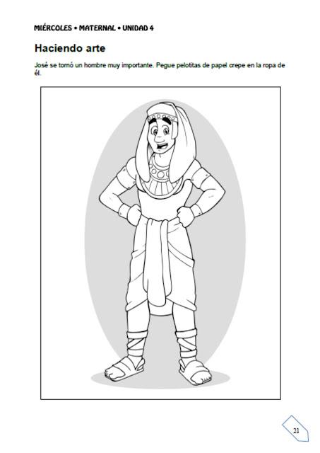 ME ABURRE LA RELIGIÓN: LA HISTORIA DE JOSÉ 2. JOSÉ EN EGIPTO