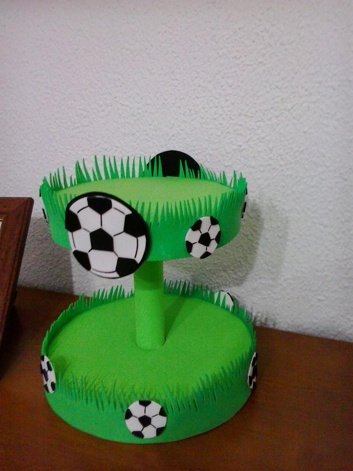 Golosinero futbol boca juniors pinterest futbol - Centros de decoracion ...