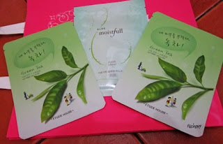 Facial Mask by Etude House