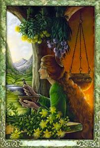 Armandi/ Deusa das ervas e da cura