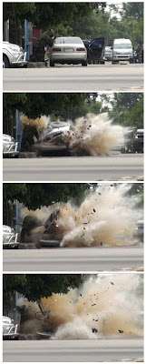 car bomb explosion picture weapon of the assassin mob