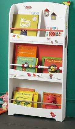 El cuaderno del decorador orden en la habitaci n de tus - Estanteria para ninos ...