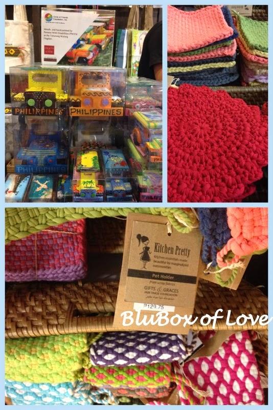 Treasures Found - Jeepney toys/displays, Dishcloths, Coin Purses