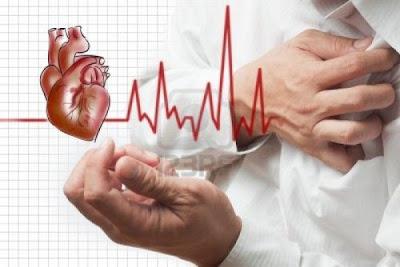 Kopi (coffee) atau minuman berkafein menyebabkan serangan jantung