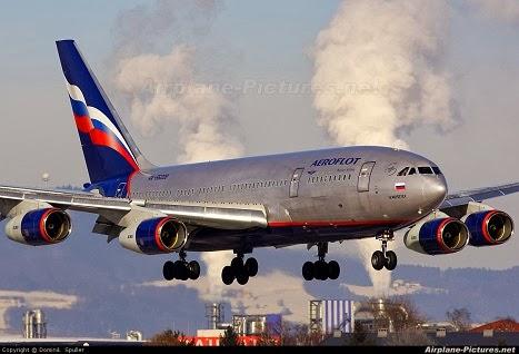 Aeroflot - Αεροπορικές Εταιρίες.