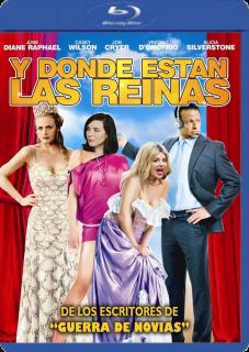 ¿Y Dónde Están Las Reinas? (2013) DVDRip Latino