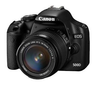 Harga Canon EOS 500D