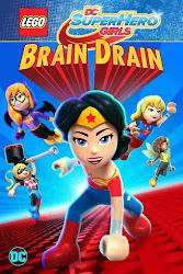 Poster de LEGO DC Super Hero Girls: Trampa Mental / Fuga de cerebros